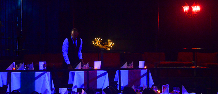 Salle Cabaret Music-Hall repas-spectacle Dijon