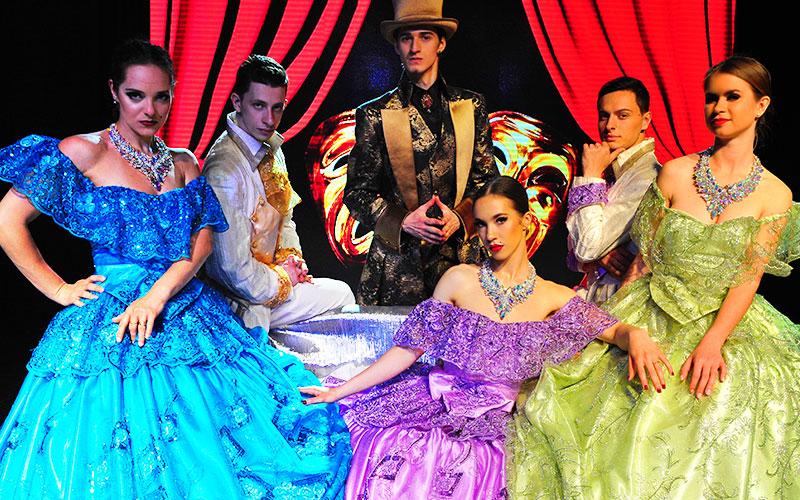 Revue de Cabaret Dijon Héritage