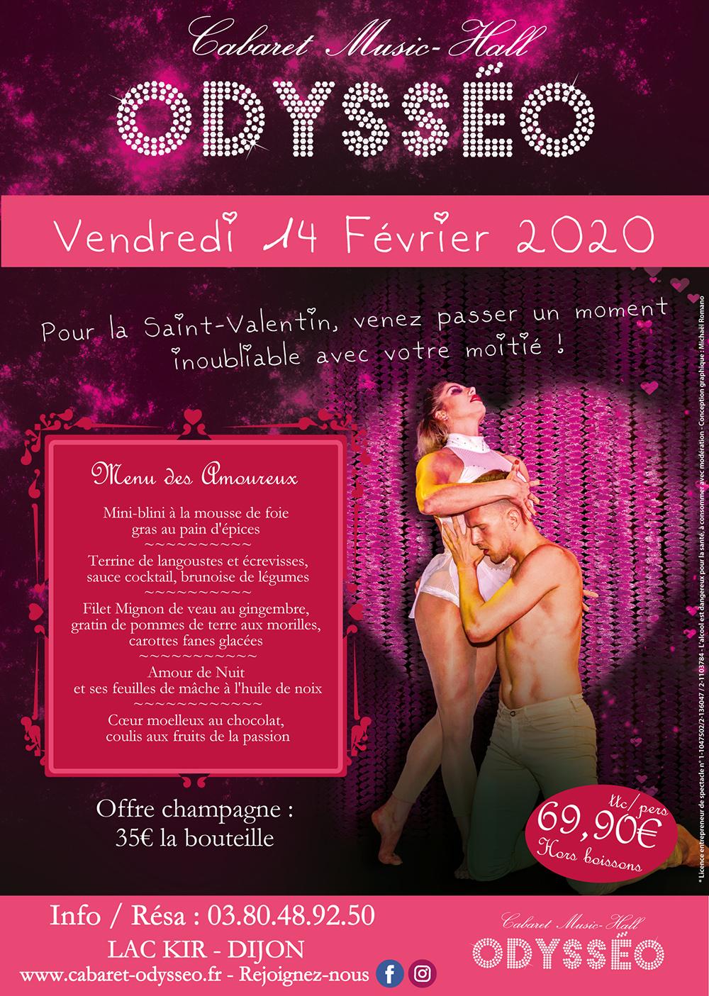 Saint-Valentin Dijon